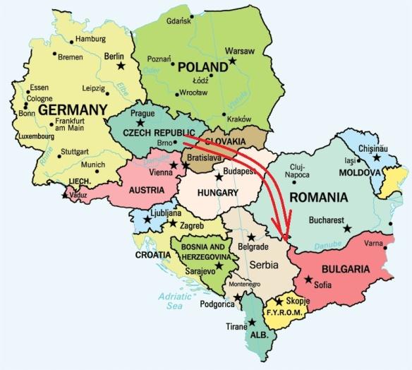 carte-de-europe-centrale